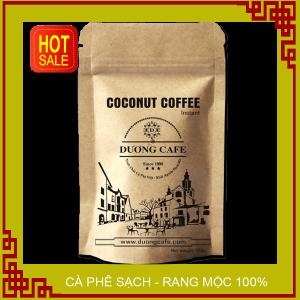 Lọc bỏ chất bẩn và vỏ lụa Cà phê chồn
