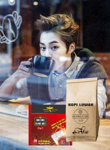 văn hóa uống cà phê người Hàn Quốc
