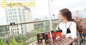 Cac dong ca phe hoa tan của Duong Cafe