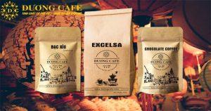 Cac san pham ca phe cua Duong Cafe duoc don nhan va yeu thich