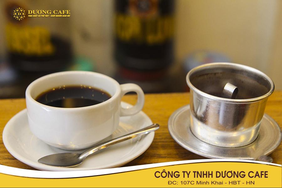 Cách thưởng thức cà phê chồn