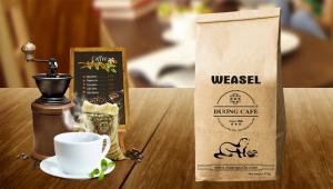 Cà phê chồn làm quà đối tác