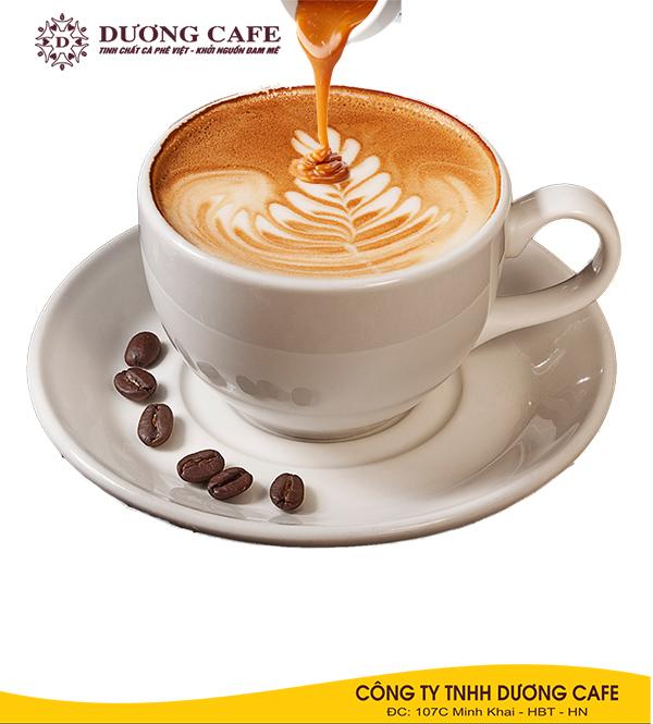 Biến tấu của cà phê và đường caramel