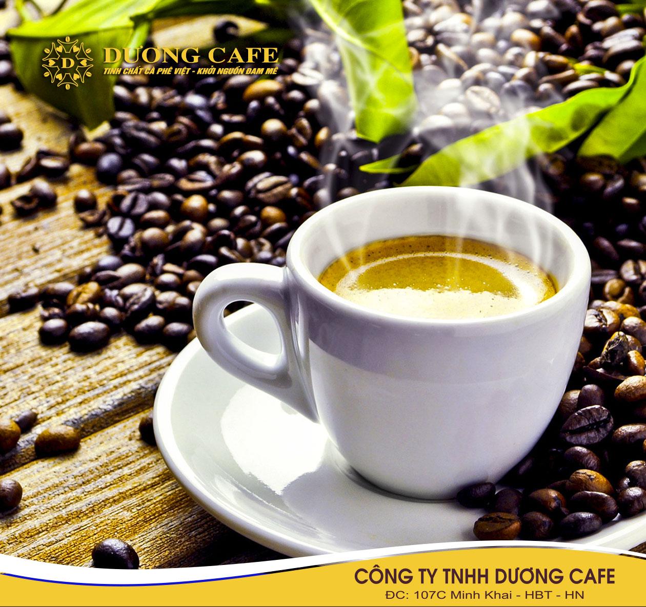 Cà phê phải đảm bảo tươi mới thì mới thơm ngon
