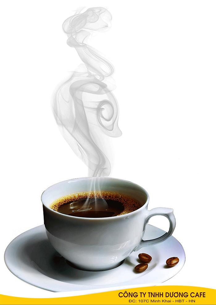Uống cà phê chồn đen không kem, không đường